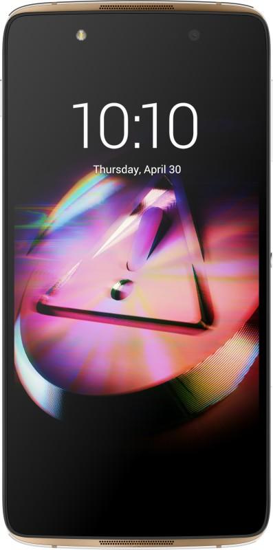 Alcatel Idol 4 (Gold, 16 GB)(3 GB RAM)