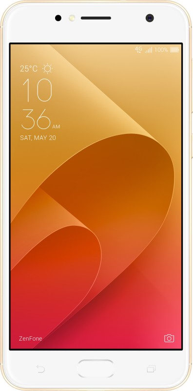 Asus Zenfone 4 Selfie (Gold, 32 GB)(3 GB RAM)