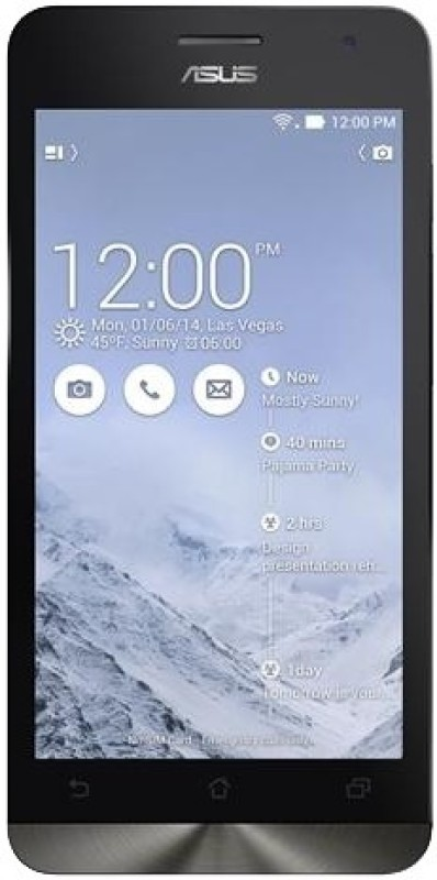 Asus Zenfone 5 A501CG (White, 8 GB)(2 GB RAM)