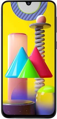 #5. Samsung Galaxy M31 (Space Black, 64 GB)
