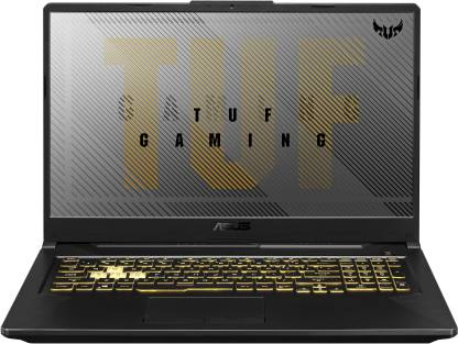 #5. Asus TUF Gaming A17 Ryzen 5 Hexa Core 4600H