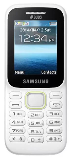 #3. Samsung Guru Music 2 (White)