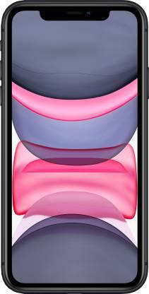 #1. Apple iPhone 11 (Black, 128 GB)