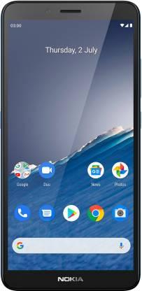 #5 Nokia C3 (Nordic Blue, 16 GB)