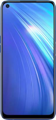 #2. Realme 6 (Comet Blue, 64 GB)