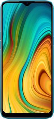 #3. Realme C12 (Power Blue, 32 GB)