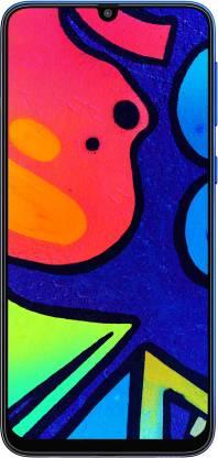 #4. Samsung Galaxy F41 (Fusion Blue, 64 GB)
