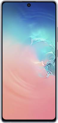#4. Samsung Galaxy S10 Lite (Prism White, 512 GB)